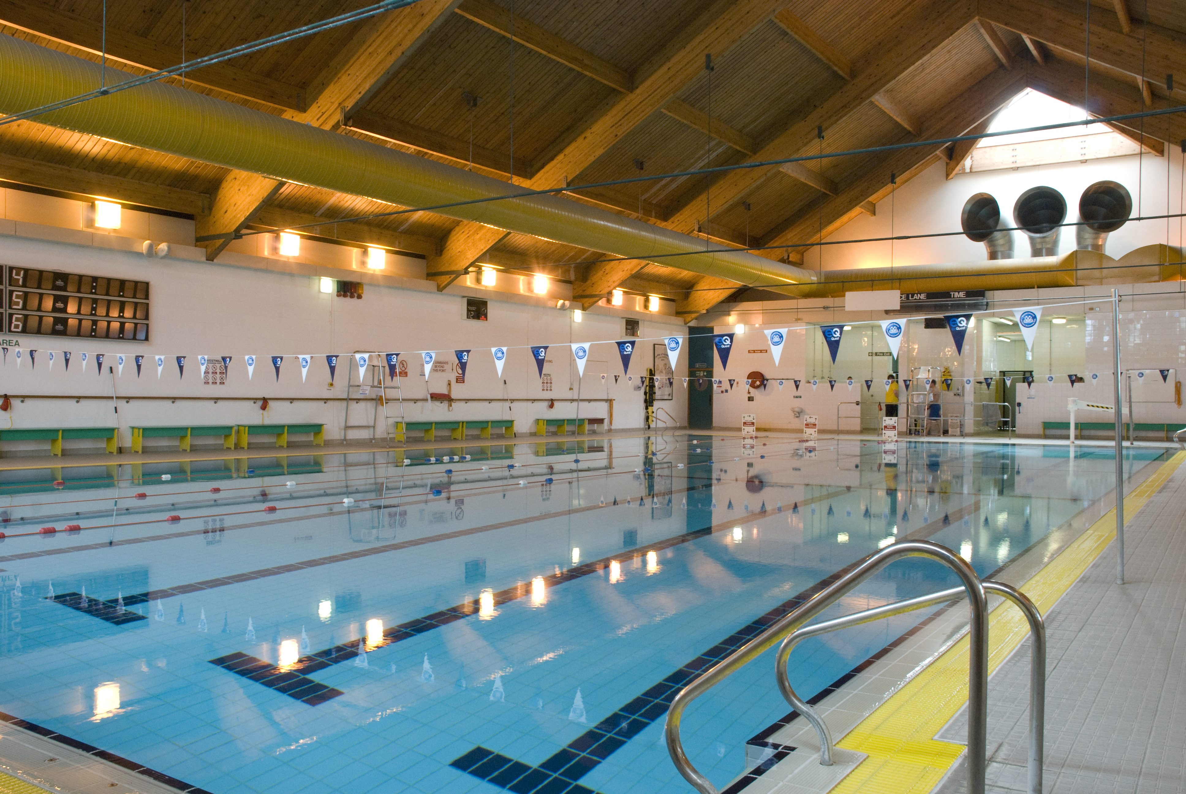 Westhill Swimming Pool - Live, Life Aberdeenshire