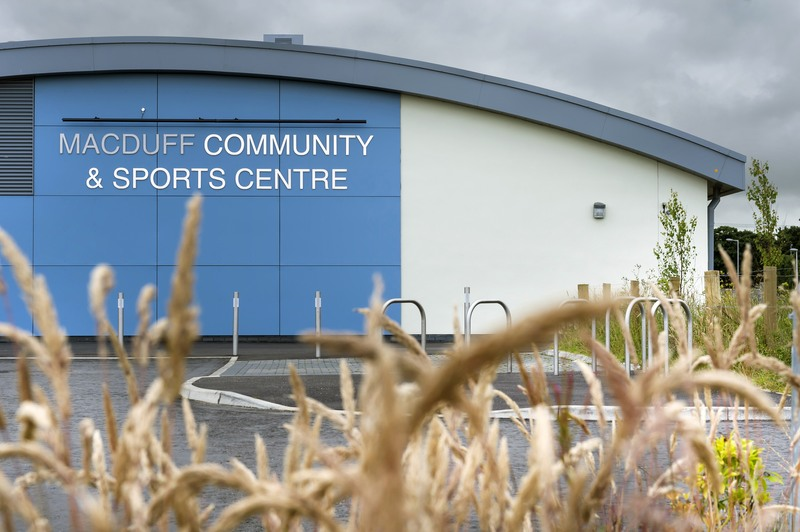 Macduff Sports Centre