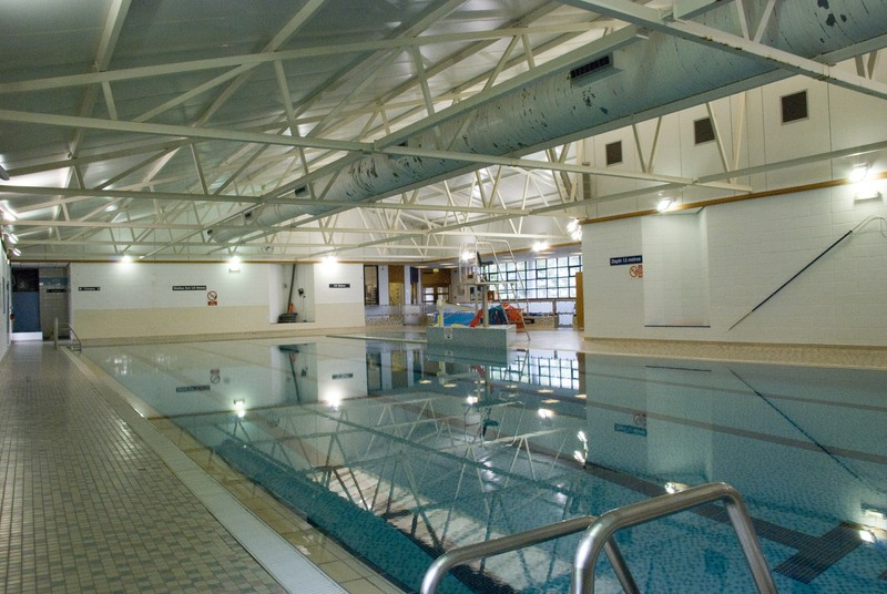 Portlethen Swimming Pool