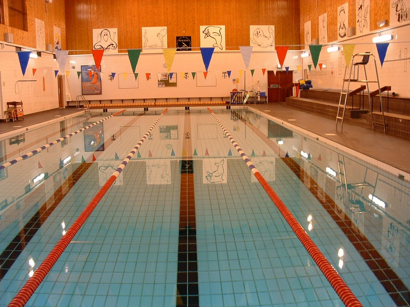 Aboyne Swimming Pool