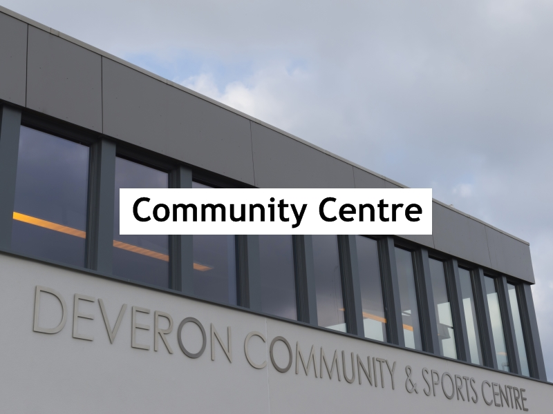 Deveron Community and Sports Centre exterior