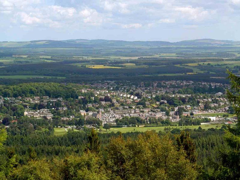 View of Banchory